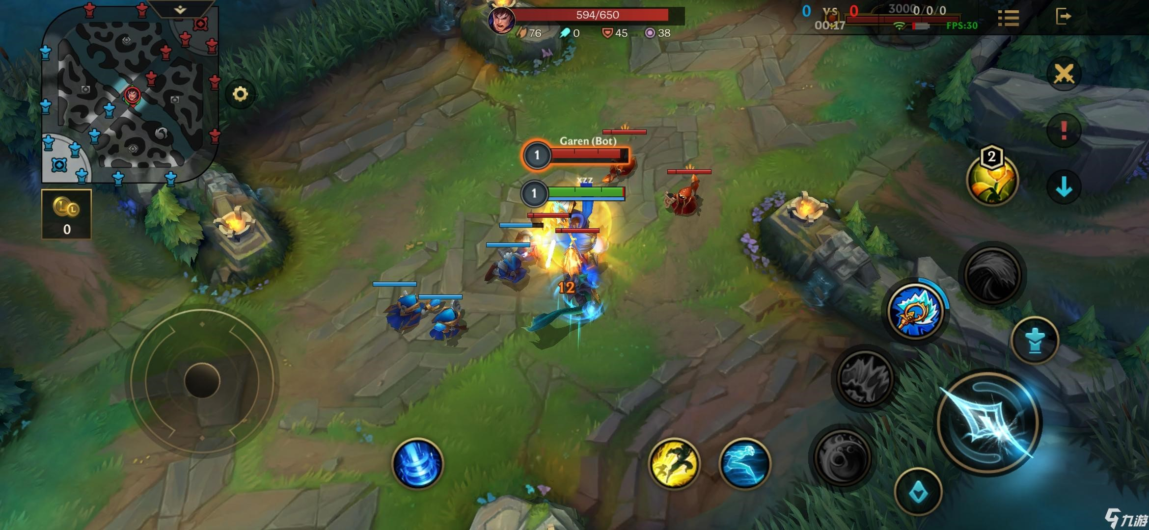 How to Play League of Legends: Wild Rift Mid Nami? Wild Rift Mid Lane Nami Gameplay Recommendation-GameExp